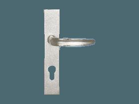 Брава тип греда с 3 бр. касови ключа