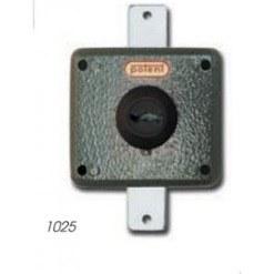 Допълнителна брава Potent 275 ключ/ключ