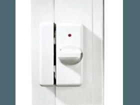 Допълнителна брава с врътка. Ikon Кralltec