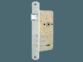 Езикова брава за метални врати