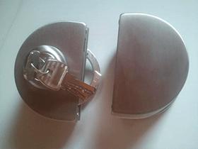 Брава за стъклена врата модел 2